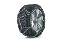 Stainless snow chains