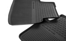 Rear rubber foot mats SUPERB III