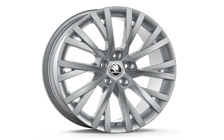 "Alloy wheel ANTARES 18"" for SUPERB III"