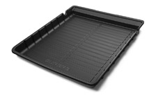 Plastic boot tray for SUPERB III