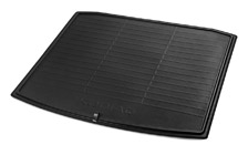 Double-sided boot mat for KODIAQ