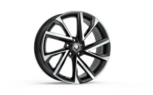 "Alloy wheel VEGA 20"" for KODIAQ"