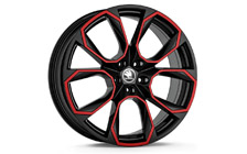 "Alloy wheel XTREME 20"" for KODIAQ"