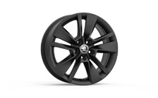 "Alloy wheel TRITON 17"" for KAROQ"