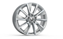 "Alloy wheel BRAGA 18"" for KAROQ"