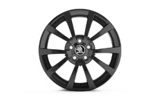 "Alloy wheel ROTARE 16"" for FABIA II and ROOMSTER"
