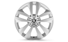 "Alloy wheel GIGARO 17"" for FABIA II a ROOMSTER"