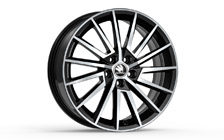 "Alloy wheel TORINO 17"" for FABIA III, RAPID"