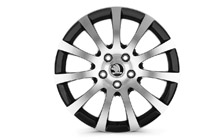 "Alloy wheel ANNAPURNA 17"" for YETI"