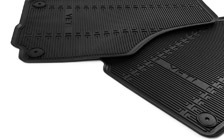 Rubber foot mats for YETI