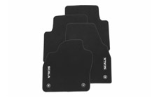 Textile foot mats Standard for SCALA
