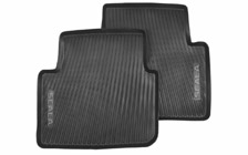 All-weather interior mats SCALA – rear