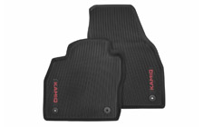 All-weather interior mats KAMIQ – front