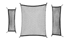 Netting system for FABIA III - black