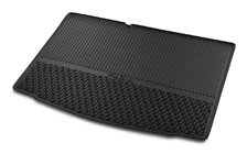 Rubber boot mat FABIA III HATCHBACK