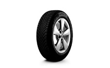 "Complete winter 15"" alloy wheel Carme FABIA III, RAPID"