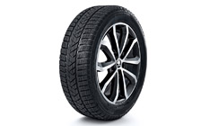 "Complete winter 17"" alloy wheel Hawk OCTAVIA III"