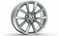 "Alloy wheel MODUS 18"" for SUPERB III"