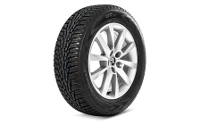 "Complete winter 16"" alloy wheel ALARIS KAMIQ"
