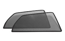 Rear side window sunblinds