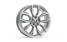 "Alloy wheel CRATER 19"" for KODIAQ"