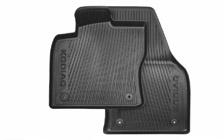 All-weather interior mats KODIAQ - front