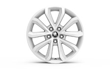 "Alloy wheel HAWK 17"" for OCTAVIA III"