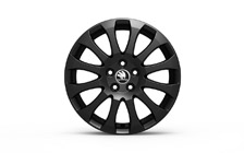 "Alloy wheel COMET 16"" for FABIA II, ROOMSTER"