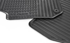 FABIA set of rubber car carpets II