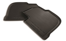 All-weather interior mats RAPID - rear