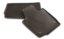 All-weather interior mats RAPID - front
