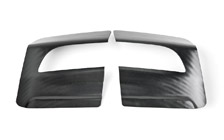 Template for installation of rear bumper protective cover FABIA COMBI II